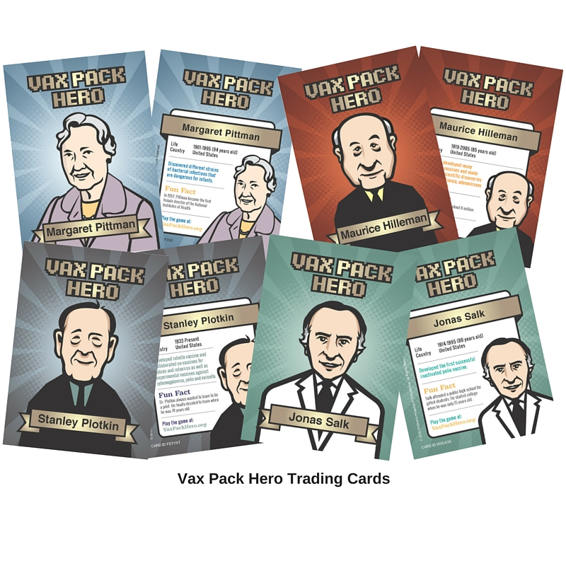 Vax-Pack-Hero-Trading-Cards